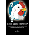 Great Eggspectations?-Book logo