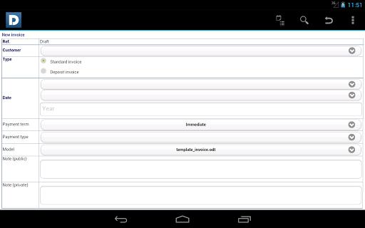 玩商業App|DoliDroid (Dolibarr ERP & CRM)免費|APP試玩