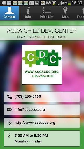 ACCA Child Development