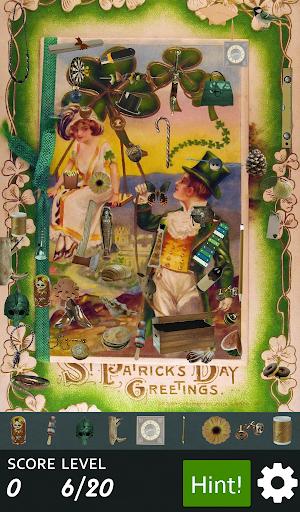 Hidden Object: St Patricks Day