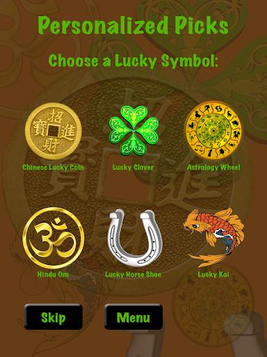 玩免費娛樂APP|下載Lucky Lotto Number Picker app不用錢|硬是要APP