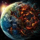 End Of World Countdown icon