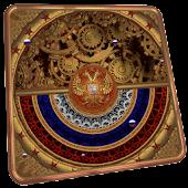 Россия Живые Обои + Часы