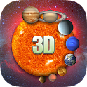 Solar System 3D Viewer icon