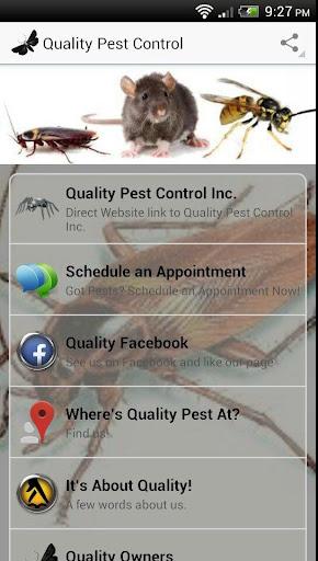 Quality Pest Control Inc.