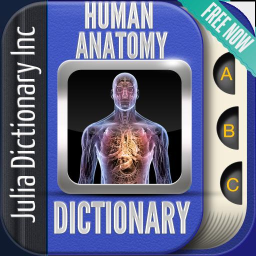 Human Anatomy Dictionary LOGO-APP點子