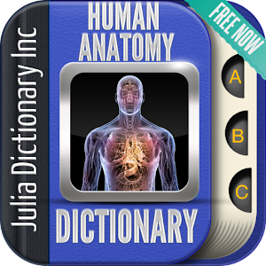 Human Anatomy Dictionary 醫療 App LOGO-硬是要APP