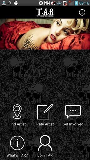 Tattoo Artists Register
