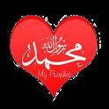 أحب محمد رسول الله icon