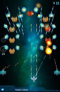 Galaxy Falcon - Six Fighters- screenshot thumbnail