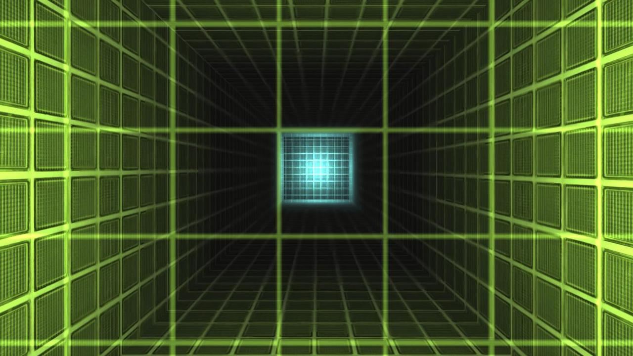 3D Laser Grid Colors - lwp- screenshot