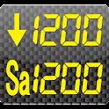 Pit Signboard Clock logo