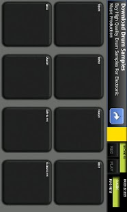 Drummer Multi touch - screenshot thumbnail