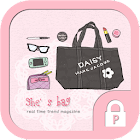 She's bag protector theme icon