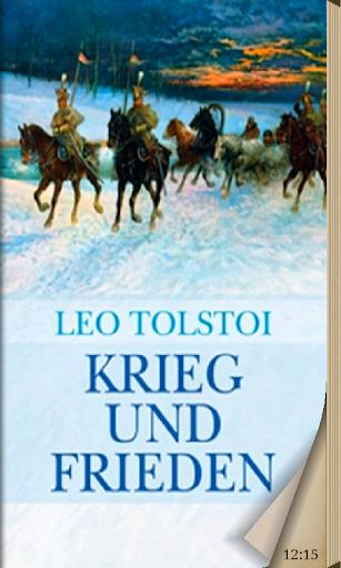 Krieg und Frieden Leo Tolstoi