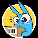 스마트택배 - 모든 택배조회, 쇼핑관리, 스미싱 차단 icon