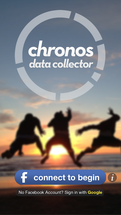 Chronos Data Collector - screenshot