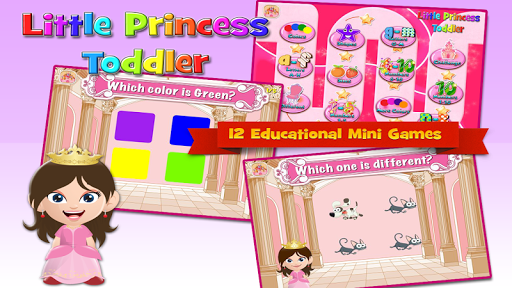 Princess Toddler Games Full