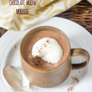 Chocolate Mocha Mousse