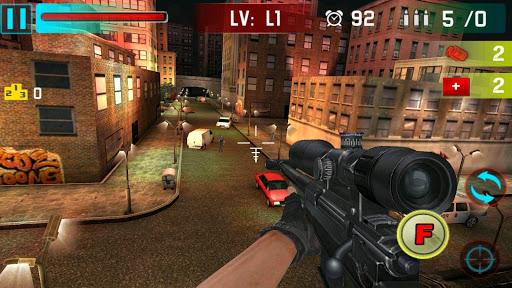 狙擊手射擊戰爭3D