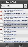 Screenshot of DocumentMall