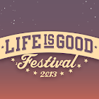 Life is good Festival icon