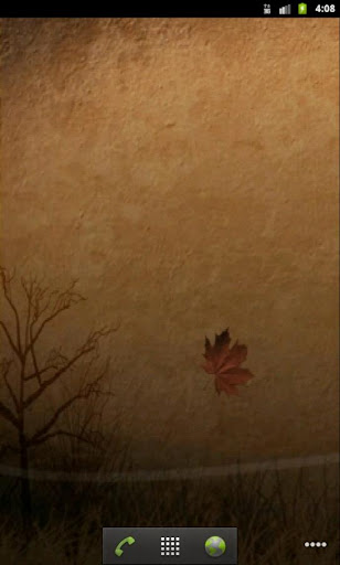 【免費個人化App】Autumn Abstract Live Wallpaper-APP點子