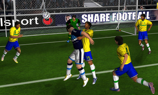 Real Soccer 2012 Screenshot 23