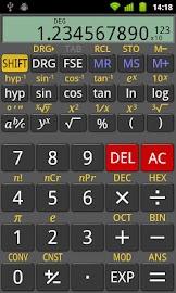 RealCalc Plus Screenshot 1