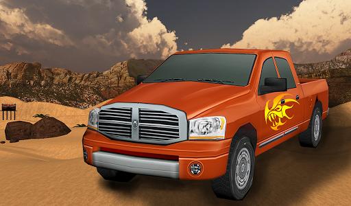 玩賽車遊戲App|砂漠の車のシミュレーター免費|APP試玩