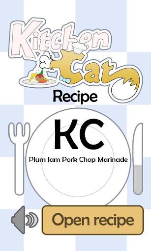 KC Plum Jam Pork Chop Marinade