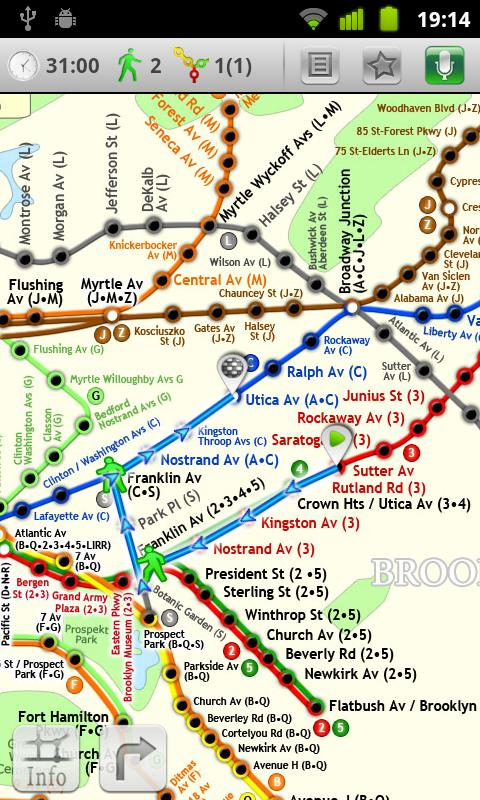 Нью Йорк (Metro 24) – скриншот