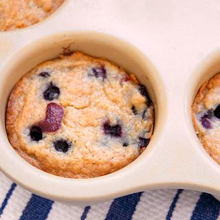 Mini Blueberry Streusel Coffee Cakes