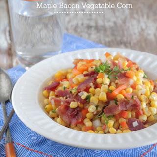Maple Bacon Vegetable Corn