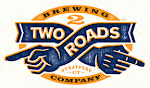 Logo for Two Roads Brewery