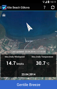 Gokova Wind Pro – Miniaturansicht des Screenshots