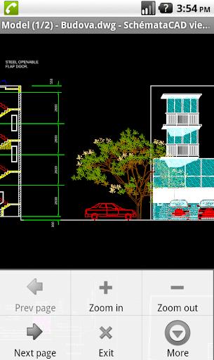 SchemataCAD viewer DWG DXF