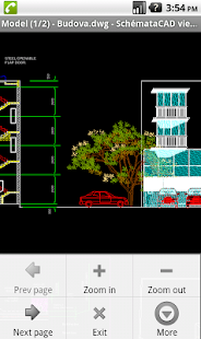 SchemataCAD viewer DWG/DXF- screenshot thumbnail