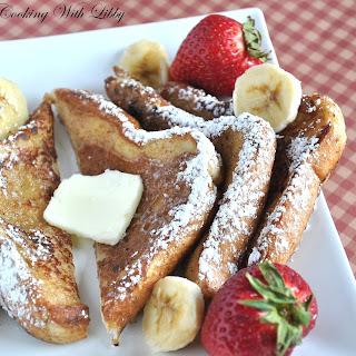 Basic French Toast.