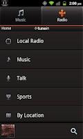 Screenshot of Denon Club