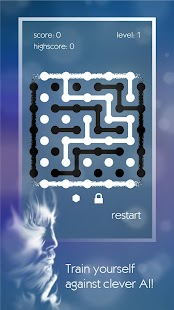 Logic Lines: Board Puzzle Game- screenshot thumbnail