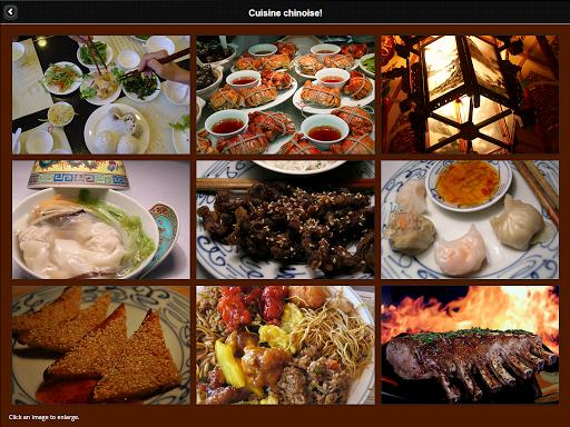 Cuisine chinoise recettes app app - Cuisine chinoise recette ...