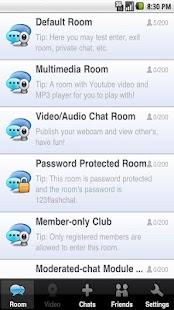 123FlashChat - screenshot thumbnail