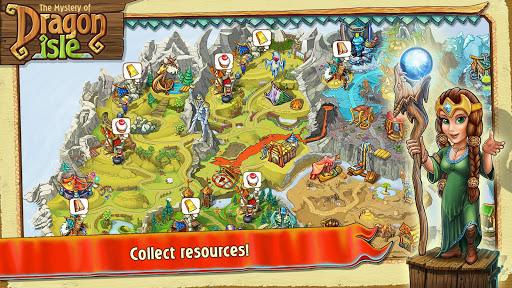 【免費冒險App】The Mystery of Dragon Isle-APP點子