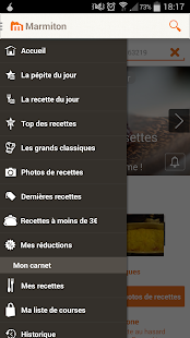 Marmiton : recettes de cuisine - screenshot thumbnail