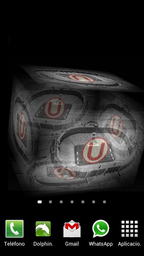 3D Universitario Fondo Animado - screenshot
