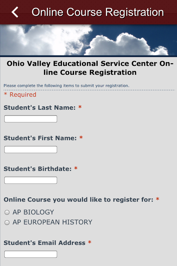Ohio Valley ESC- screenshot