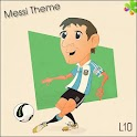 Go Locker Theme Messi icon