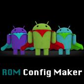 ROM Config Maker