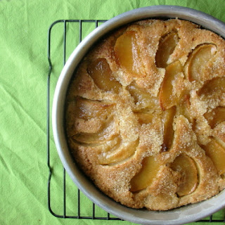 Rosh Hashana Apple Cake